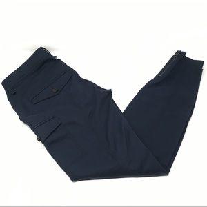 Burberry Brit Navy Blue Cargo Pants Women's Size 8